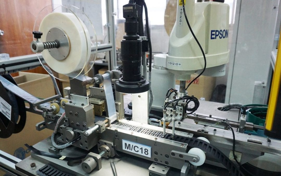 How Epson Robots Are Revolutionising The Assembly Line – A Robotics Case Study In Singapore